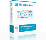 UML Diagram Maker Subscription License