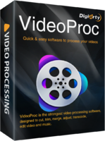VideoProc (1 Year License for 1 PC)