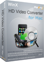 WinX HD Video Converter for Mac [Full License]