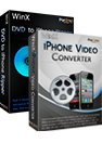 WinX iPhone Converter Pack (Holiday Discount)