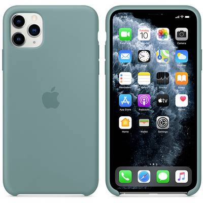 Apple iPhone 11 Max Silicone Case Silikon Case Apple iPhone 11 Pro Max Cactus