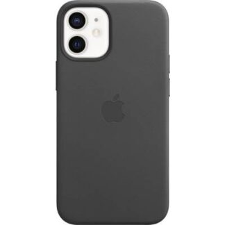 Apple iPhone 12 mini Leder Case Leder Case Apple iPhone 12 mini Black