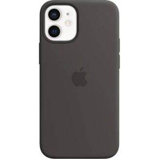 Apple iPhone 12 mini Silikon Case Silikon Case Apple iPhone 12 mini Black