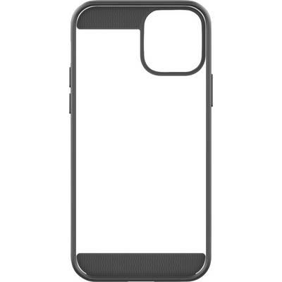Black Rock Air Robust Backcover Apple iPhone 12 Pro Max Schwarz, Transparent
