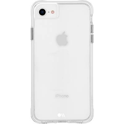 Case-Mate Tough Backcover Apple iPhone 6, iPhone 6S, iPhone 7, iPhone 8, iPhone SE (2020) Transparent