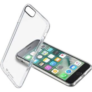 Cellularline Clear Duo Backcover Apple iPhone 7 Transparent