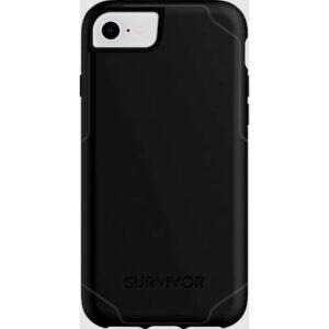 Griffin Survivor Strong Case Apple iPhone 6, iPhone 6S, iPhone 7, iPhone 8, iPhone SE (2. Generation) Schwarz