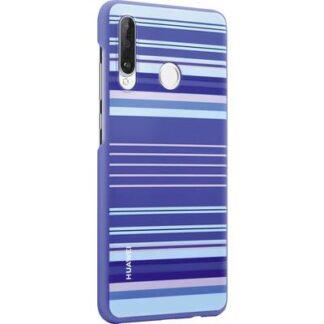 HUAWEI PC Case Backcover Huawei P30 Lite Blau