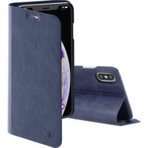 Hama Guard Case Pro Booklet Apple iPhone XS Max Blau