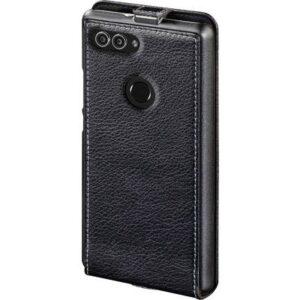 Hama Smart Case Flip Cover Huawei P Smart Schwarz