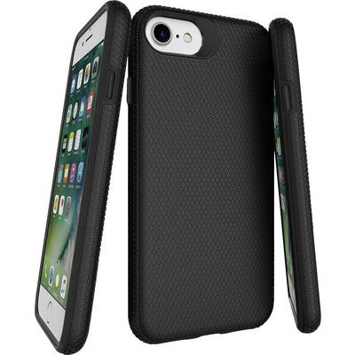 JT Berlin Pankow Solid Backcover Apple iPhone 7, iPhone 8, iPhone SE (2. Generation) Schwarz