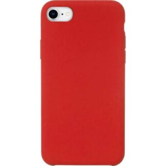 JT Berlin Steglitz Silikon Case Apple iPhone 7, iPhone 8, iPhone SE (2. Generation) Rot