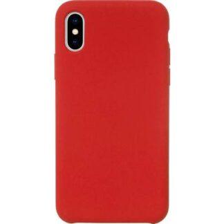JT Berlin Steglitz Silikon Case Apple iPhone X, iPhone XS Rot