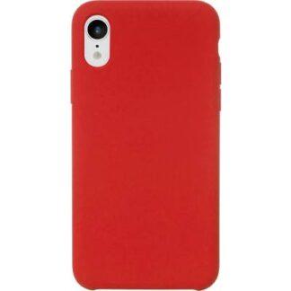JT Berlin Steglitz Silikon Case Apple iPhone XR Rot