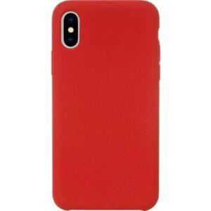 JT Berlin Steglitz Silikon Case Apple iPhone XS Max Rot