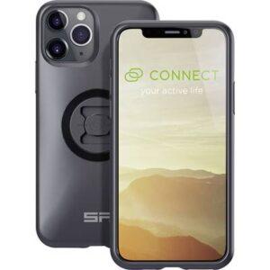 SP Connect SP PHONE CASE IPHONE XR Smartphone-Halter Schwarz