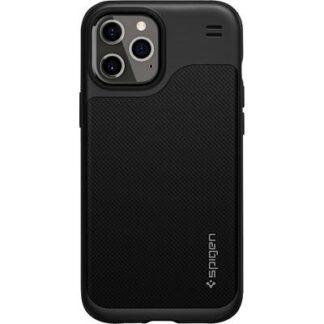 Spigen Hybrid NX Case Apple iPhone 12, iPhone 12 Pro Schwarz