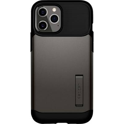 Spigen Slim Armor Case Apple iPhone 12 Pro Max Grau