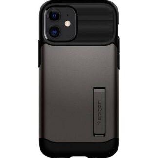 Spigen Slim Armor Case Apple iPhone 12 mini Grau