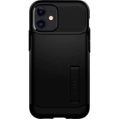 Spigen Slim Armor Case Apple iPhone 12 mini Schwarz