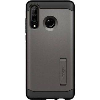 Spigen Slim Armor Case Huawei P30 Lite, Nova 4e Grau