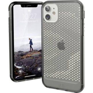 Urban Armor Gear Lucent Backcover Apple iPhone XR, iPhone 11 Grau