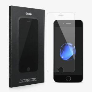 iPhone 7 Plus/7/6 Plus/6/5/5s/5c Case - IPhone 8 / 7 / 6s / 6 Tempered Glass