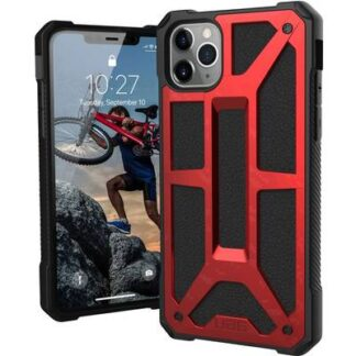 uag Monarch Case Apple iPhone 11 Pro Max Rot