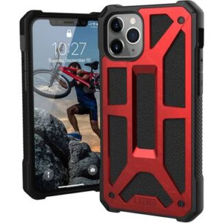 uag Monarch Case Apple iPhone 11 Pro Rot