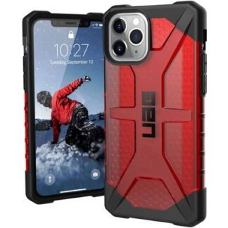 uag Plasma Case Apple iPhone 11 Pro Rot (transparent)