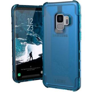 uag Plyo Case Samsung Galaxy S9 Blau (transparent)