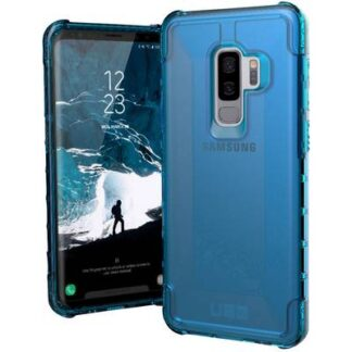 uag Plyo Case Samsung Galaxy S9+ Blau (transparent)