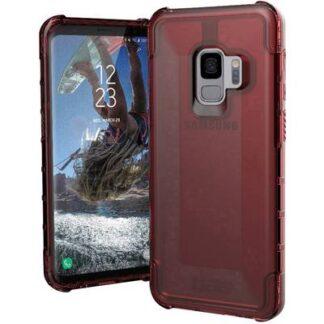 uag Plyo Case Samsung Galaxy S9 Rot (transparent)