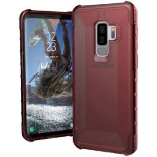 uag Plyo Case Samsung Galaxy S9+ Rot (transparent)