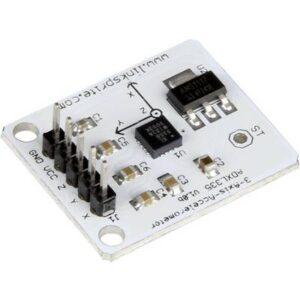 3 Achsenmesser für Raspberry und Arduino, JST-HX254 Stecker LK-ACCEL pcDuino, Arduino, Raspberry Pi®