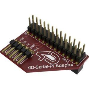 4D Systems 4D Serial Pi Adaptor Entwicklungsboard 1 St.