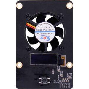 Allnet SATA NAS HAT Top Board Erweiterungsmodul Passend für: Raspberry Pi