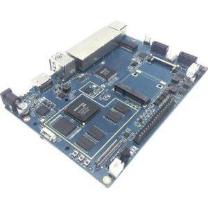 Banana PI BPI-R2 Banana Pi BPI-R2 2 GB 4 x 1.3 GHz