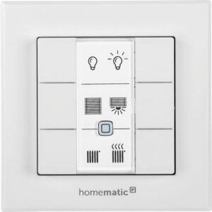 ELV Homematic IP ARR-Bausatz Wandtaster 6-fach HmIP-WRC6, für Smart Home / Hausautomation