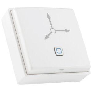 ELV Homematic IP Bausatz Beschleunigungssensor HmIP-SAM, für Smart Home / Hausautomation