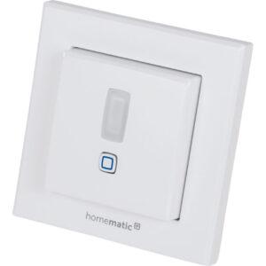 ELV Homematic IP Bausatz Bewegungsmelder für 55er Rahmen HmIP-SMI55 mit 2-Kanal-Funksender