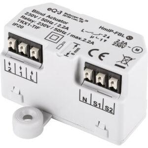 ELV Homematic IP Bausatz Jalousieaktor Unterputz HmIP-FBL, für Smart Home / Hausautomation