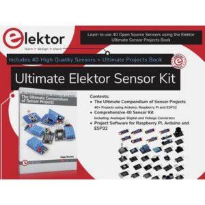 Elektor SEN-Elektorkit 1 St. Passend für: Raspberry Pi, Arduino