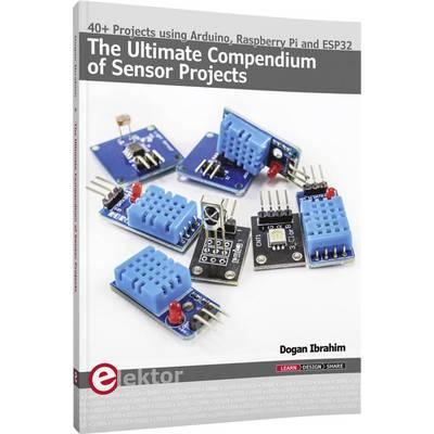 Elektor Sensor Projects - Joy-iT Senor-Kit X40 (englisch) Seitenanzahl: 330 Seiten