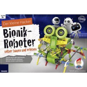 Franzis Verlag 65326 Bionik-Roboter selber bauen und erleben Experimentier-Box