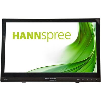 Hannspree HT161HNB Touchscreen-Monitor EEK: B (A - G) 39.6 cm (15.6 Zoll) 1366 x 768 Pixel 16:9 12 ms HDMI®, VGA, USB,