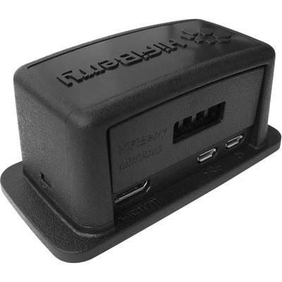 HiFiBerry Mini AMP Case SBC-Gehäuse Passend für: Raspberry Pi Schwarz
