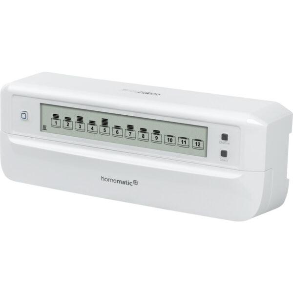 Homematic IP Smart Home Fußbodenheizungsaktor - 12-fach, motorisch, HmIP-FALMOT-C12