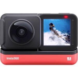 Insta360 INSTA360 ONE R Twin Edition 360 Grad Panorama-Kamera 12 Megapixel