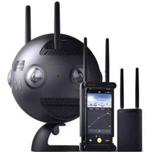 Insta360 Pro 2.0 & Farsight 360 Grad Panorama-Kamera Schwarz 360°